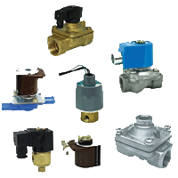 Solenoid-Valves-for-Air-Gas-and-Water